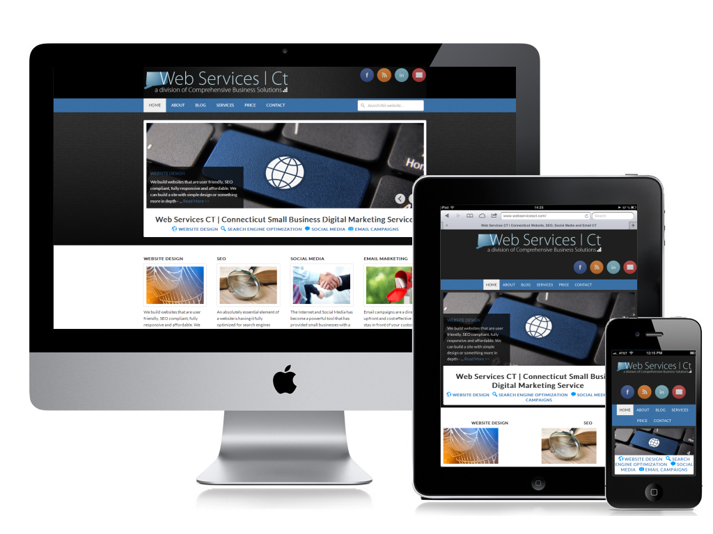 Responsive Design Website Connecticut