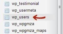 wp User