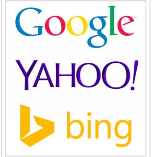 Google, Bing and Yahoo Get New Logos!