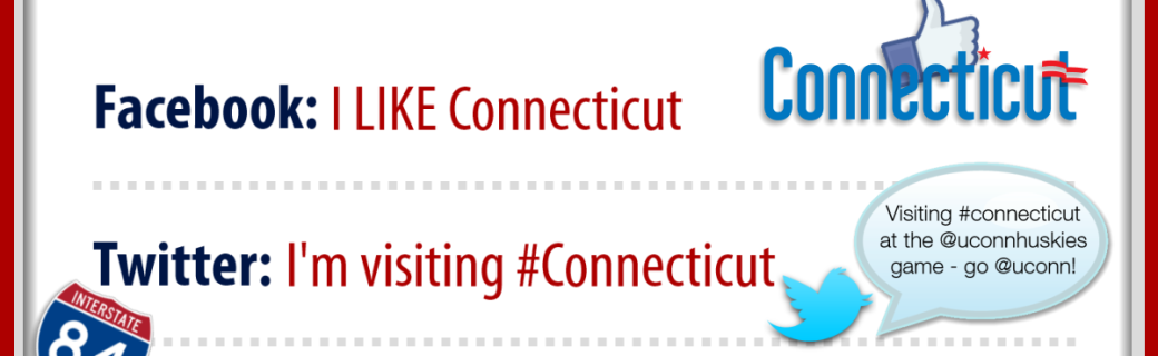 Social Media Explained – Connecticut Style! [INFOGRAPHIC]