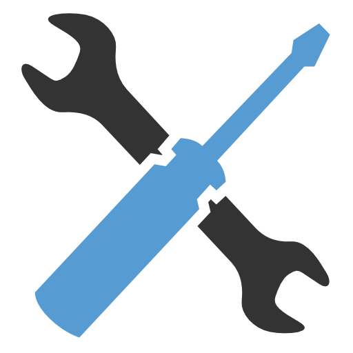 Config, desktop configuration, engineering, gear, project options ...