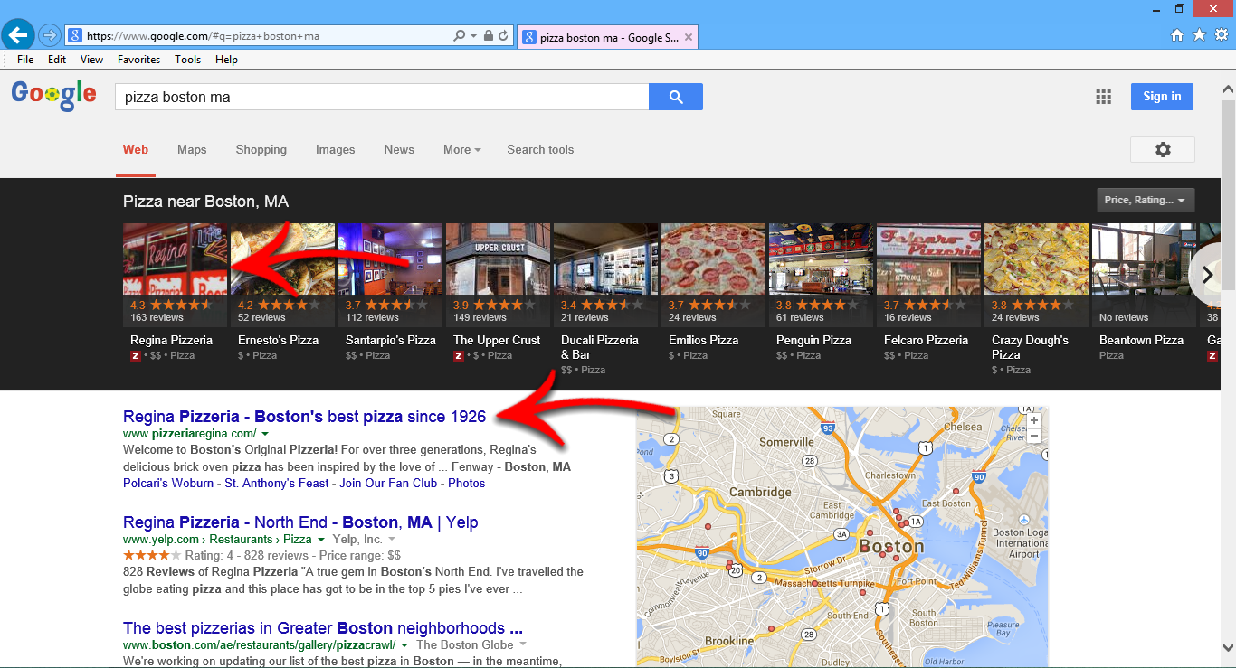 Google My Business Guide - Search & Carousel