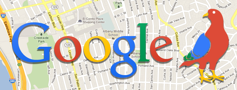 "Google ""Pigeon"" Algorithm Updates Local Search"