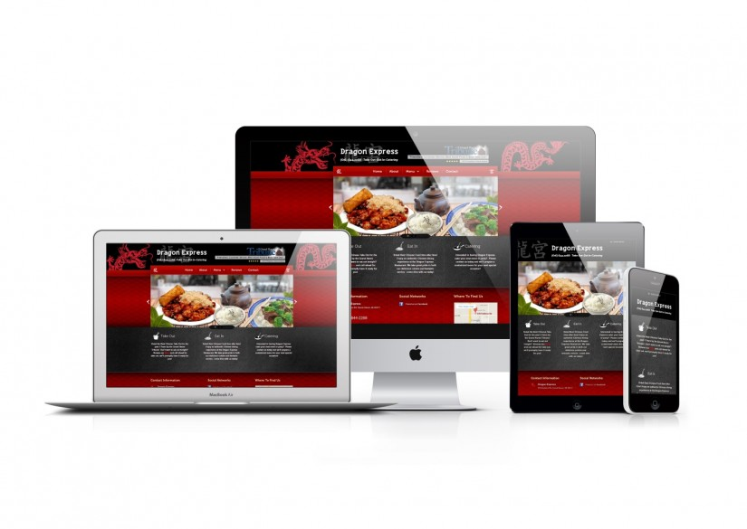 Connecticut Web Design - WordPress Restaurant Website
