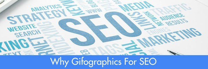 Why Gifographics for SEO?