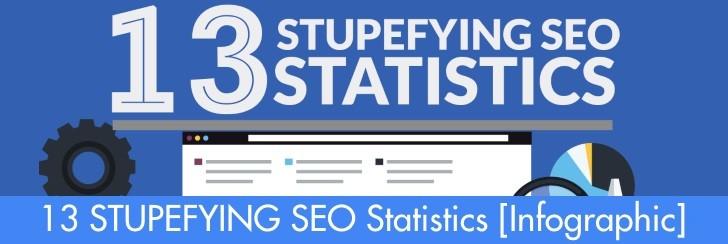13 Stupefying 2016 SEO Statistics