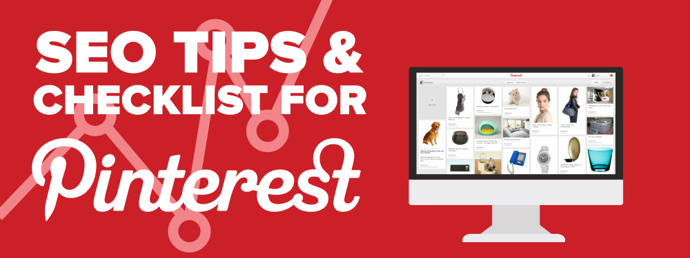 Pinterest SEO Checklist Tips